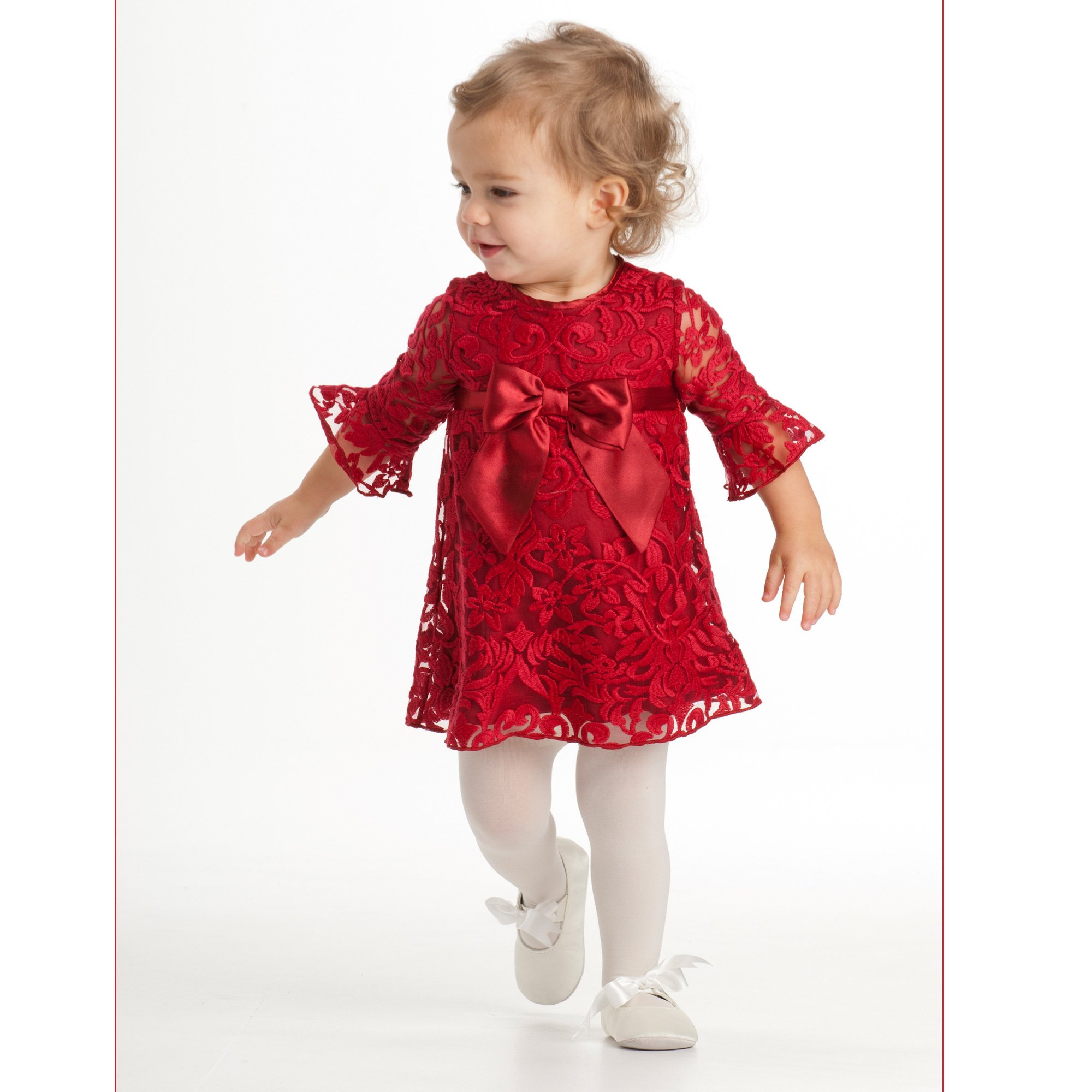 Biscotti Luxe Baby and Toddler Dress