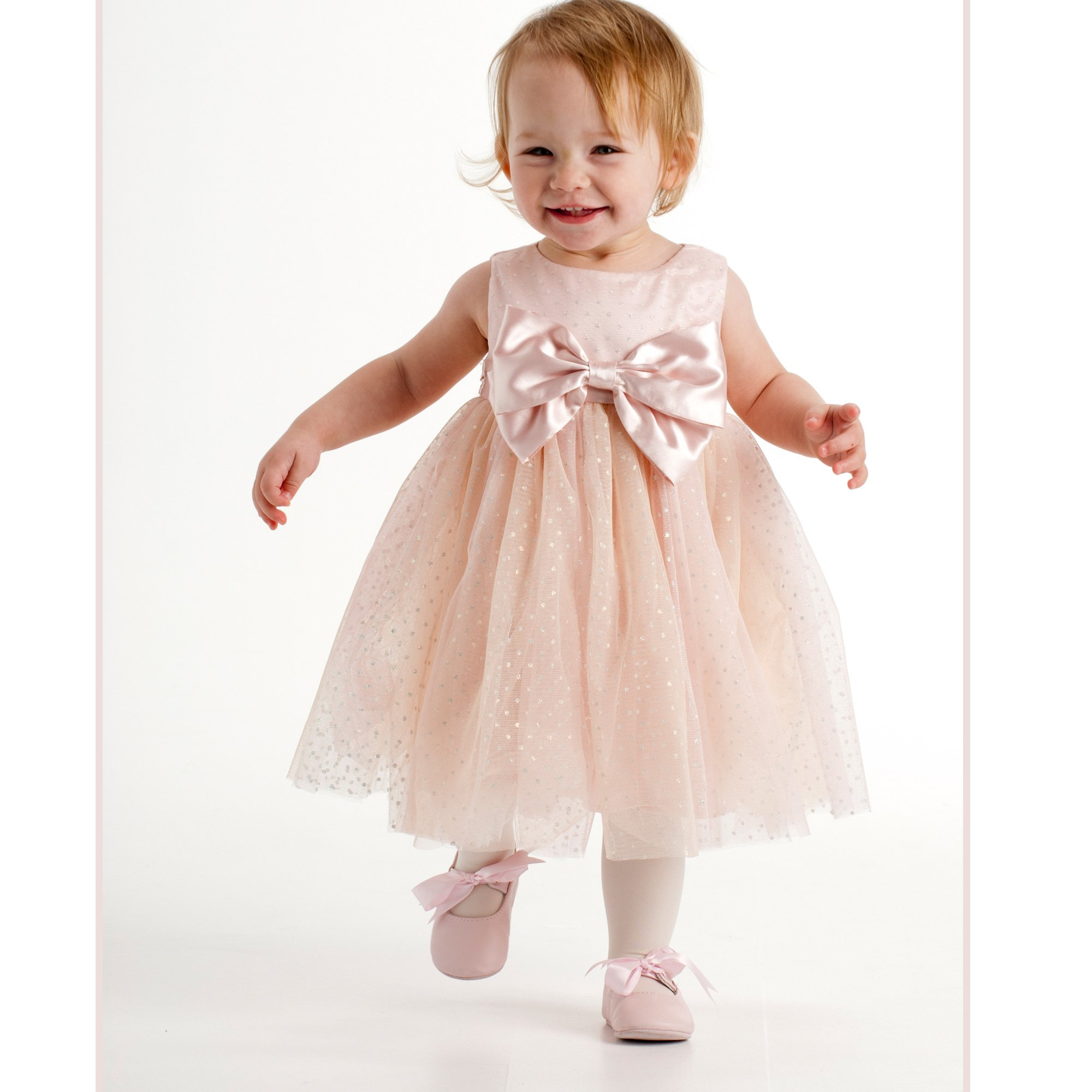 Biscotti Princess Party Dress  sc 1 st  Baby Bling Street & Biscotti Royal Princess Gold Lace Baby Dress