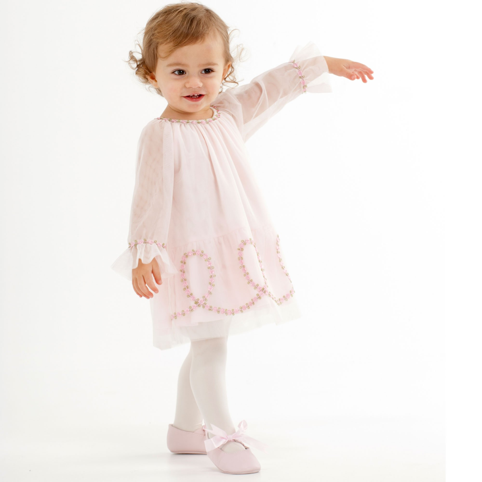 Flower Girl Dresses And Outfits From Baby Bling Street
