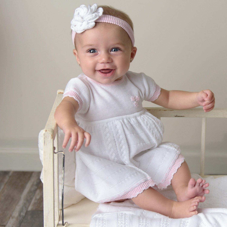 75530684af43 Dolce Goccia Taylor 2 Pc. Dress and Bloomer Set