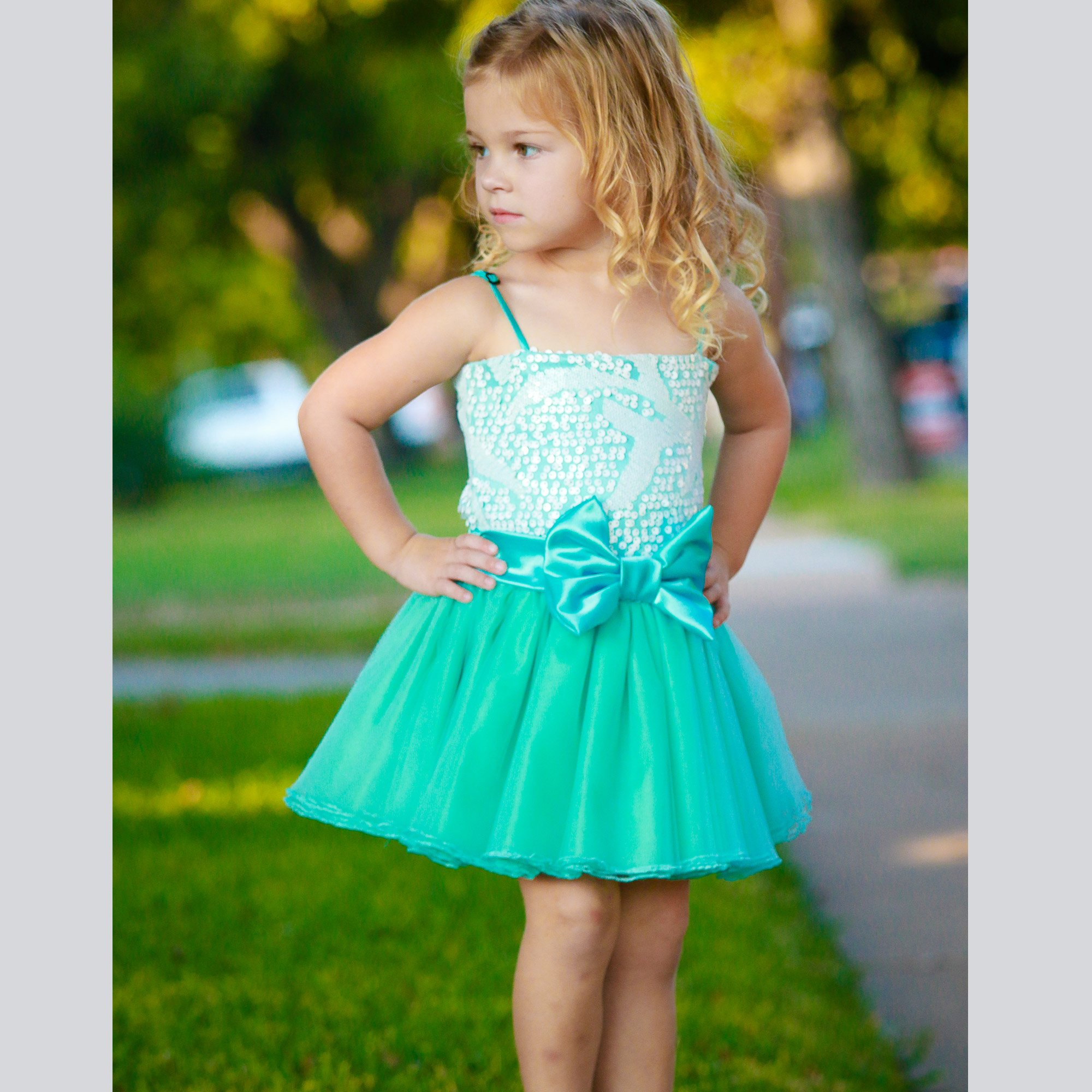 Special Occasion Toddler Dresses-Dolls and Divas