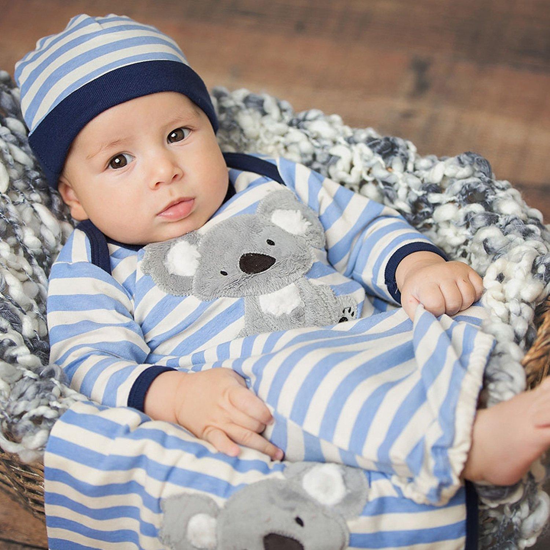 Popular Haute Baby Baby Cuddles Newborn Gown for Newborn Boys UR61