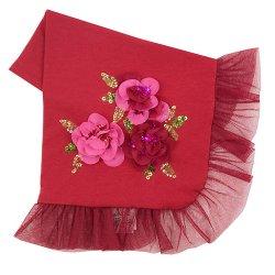 e0ecda148 Haute Baby Ruby Sparkle Toddler Holiday Dress