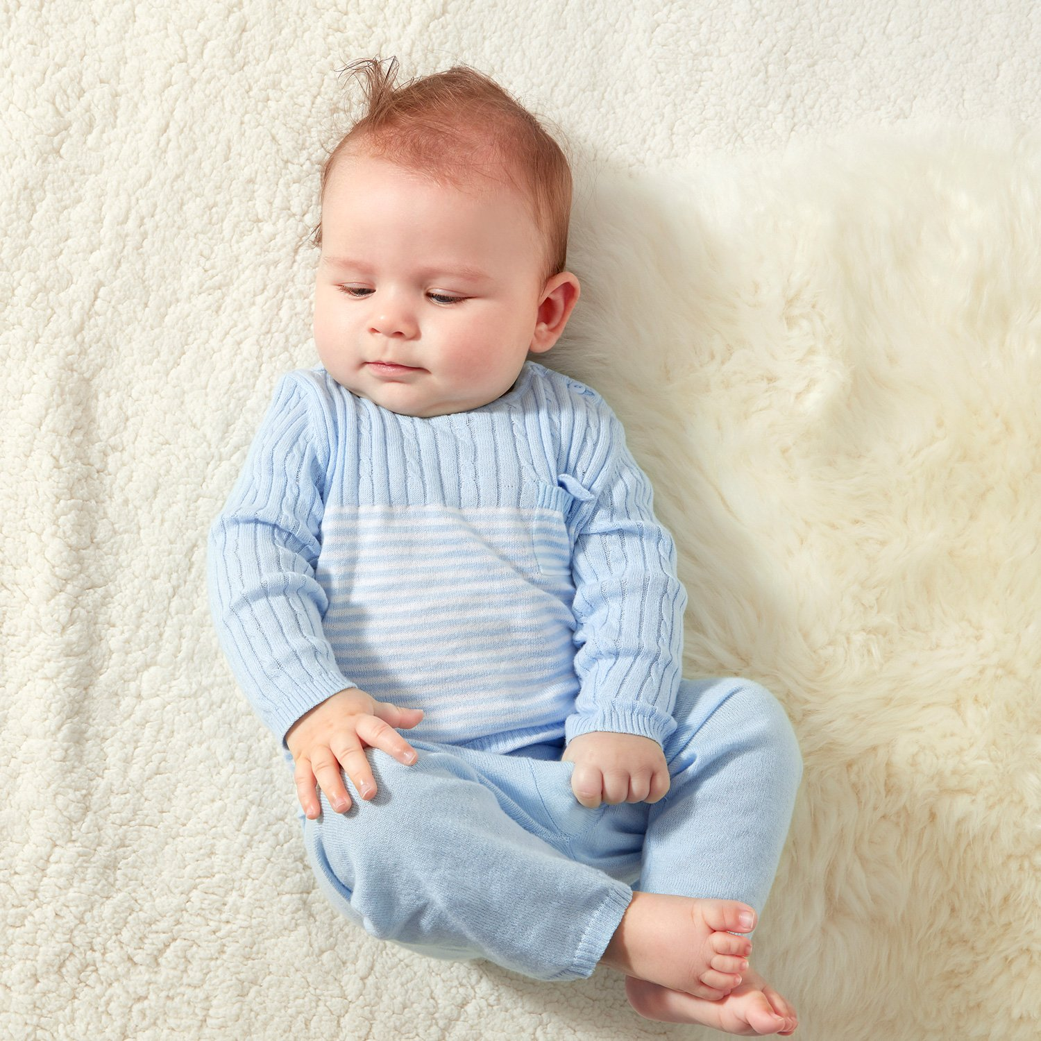 Le Top Bébé Treasured Baby Set for Newborn and Baby Boys