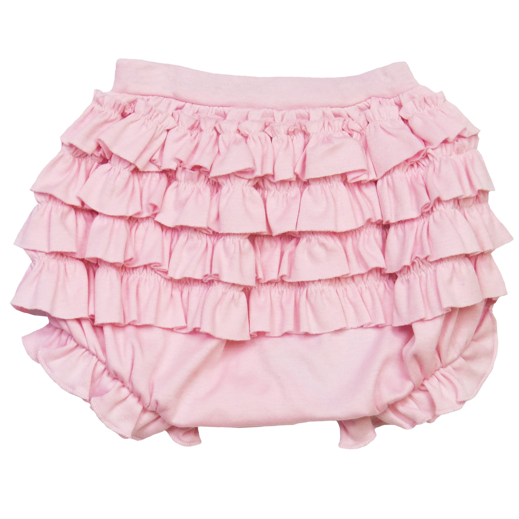 Lemon Loves Layette Bonnie Bloomers Pink Diaper Covers
