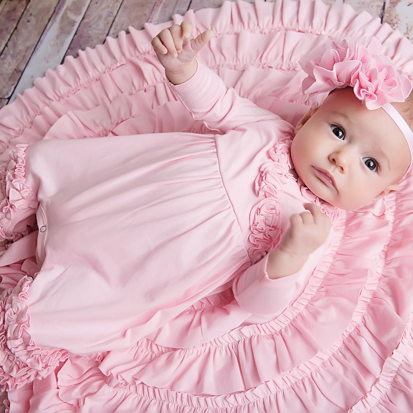 f600685448d Lemon Loves Layette Pink