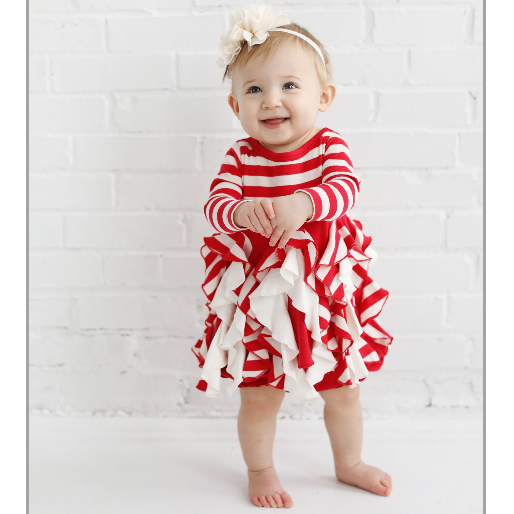 Beautiful Christmas Dresses for Toddlers | Baby Girl Christmas Dress | Baby Bling Street Baby Fashion Boutique