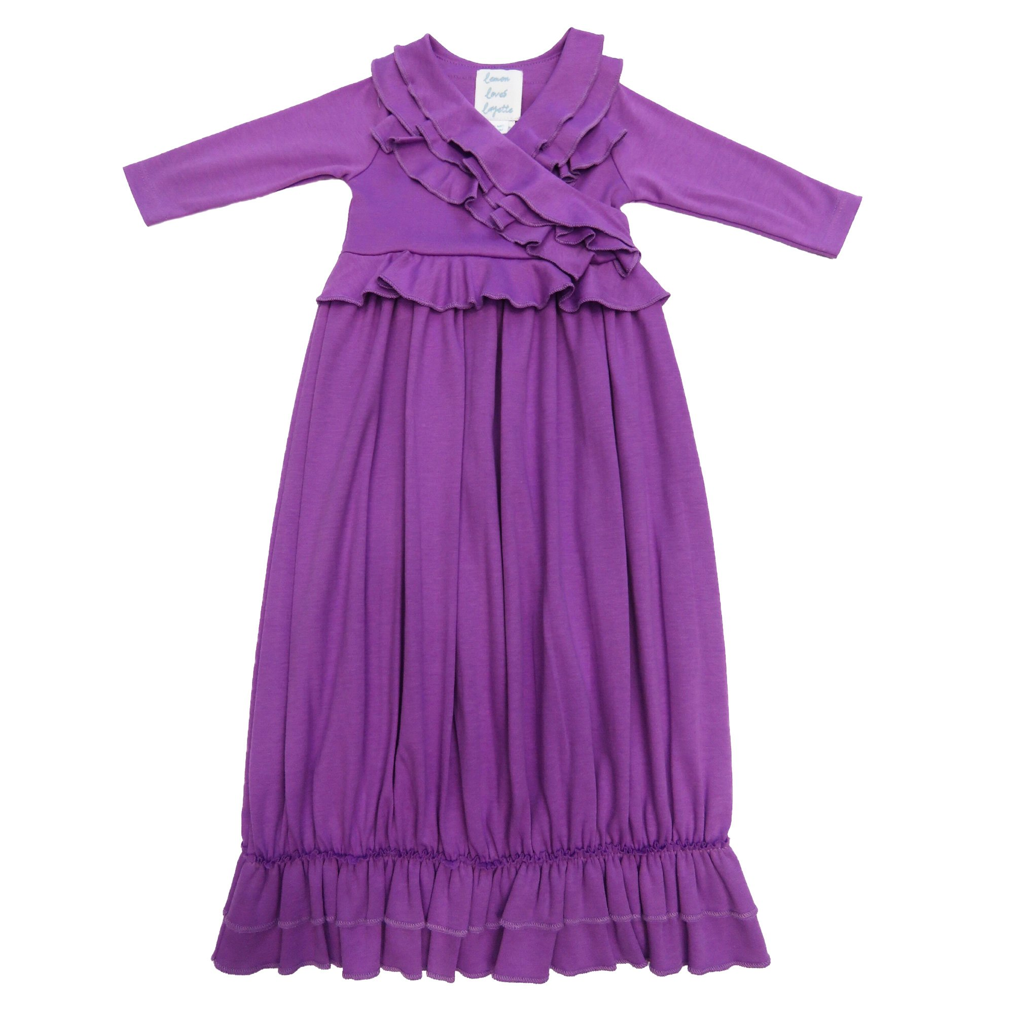 Newborn Gown-Lemon Loves Layette-Jenna