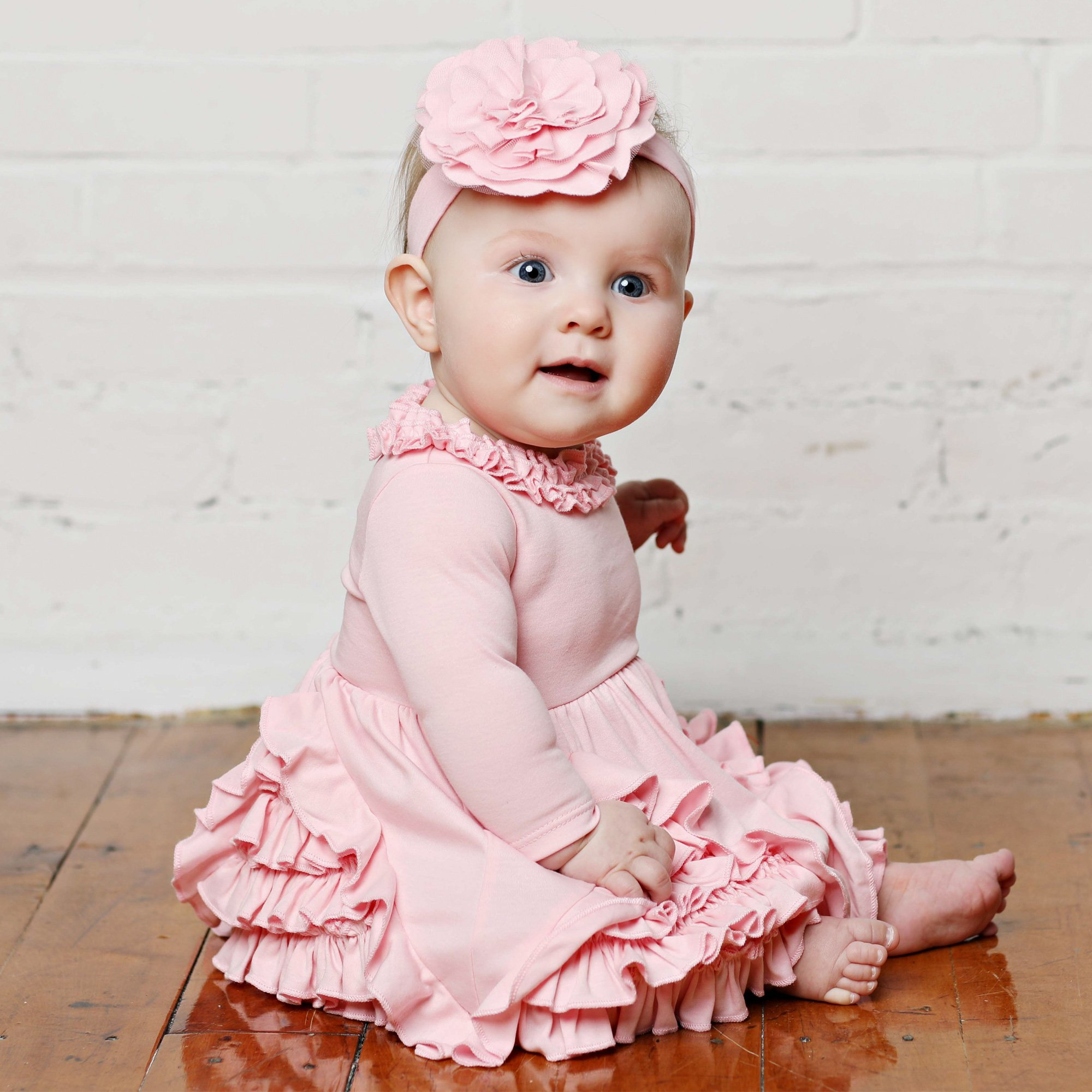 Lemon Loves Layette Baby Clothing and Newborn Layette Baby Bling