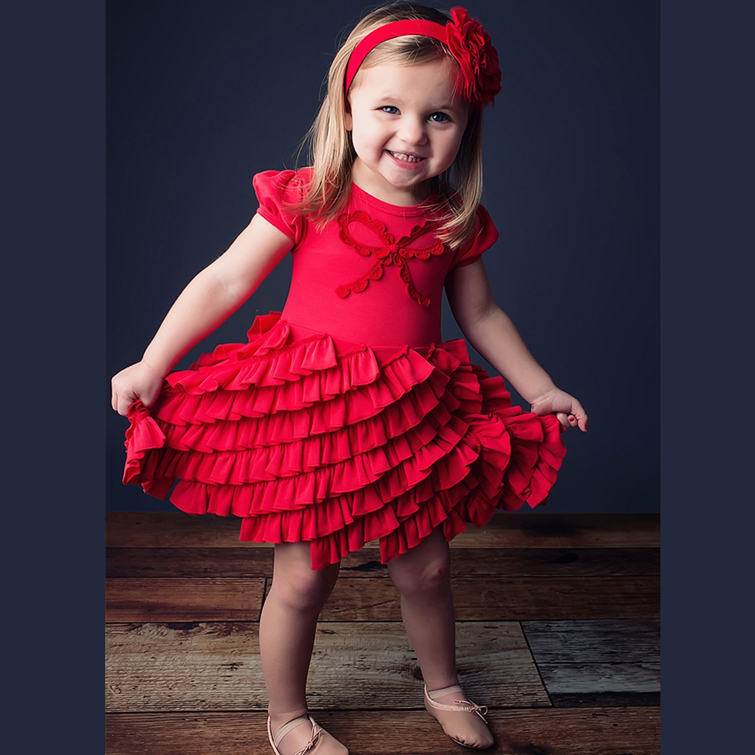 Red Toddler Dresses - Cocktail Dresses 2016