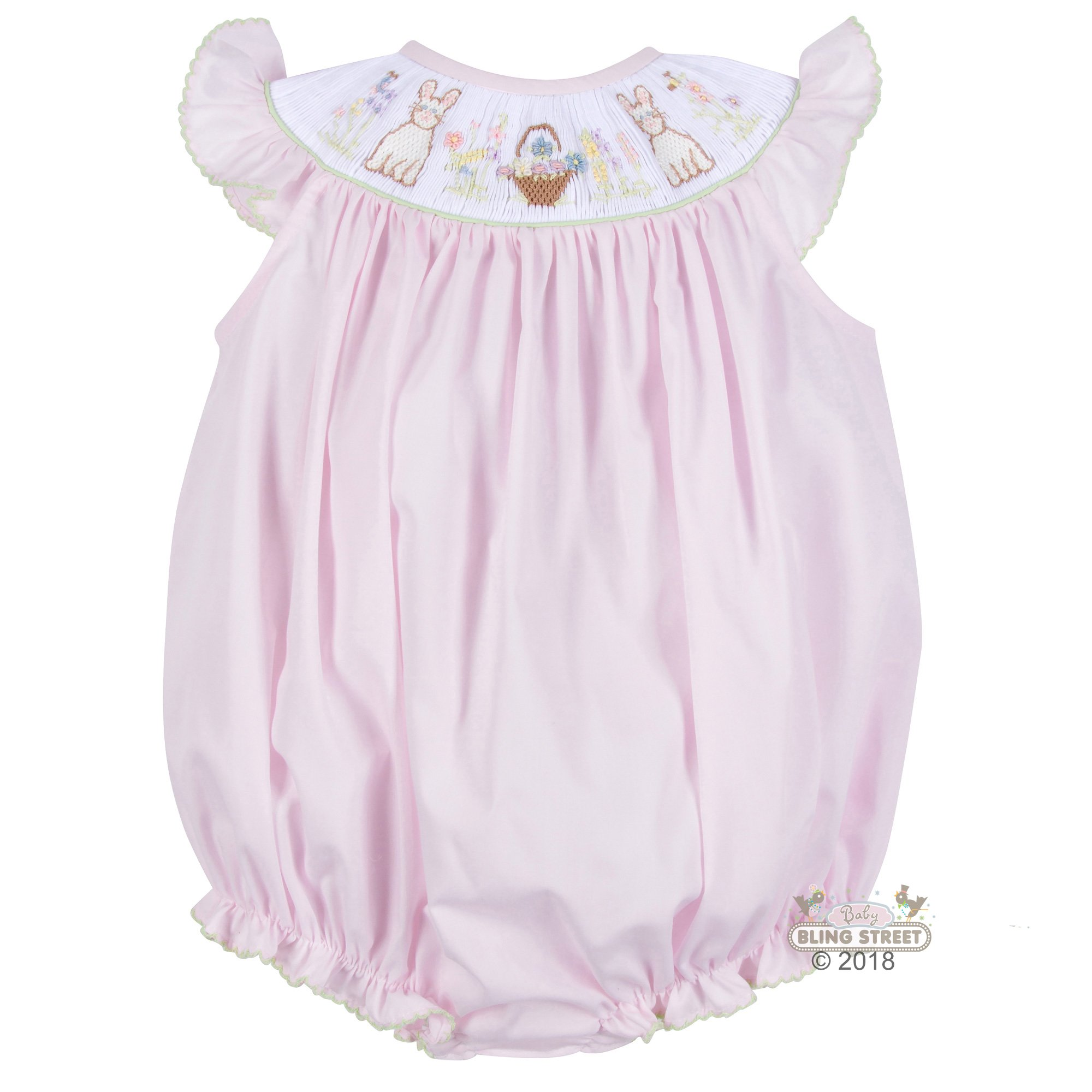 8d66679caff8 Lé Za Me Ella Bunny Bubble for Baby Girls