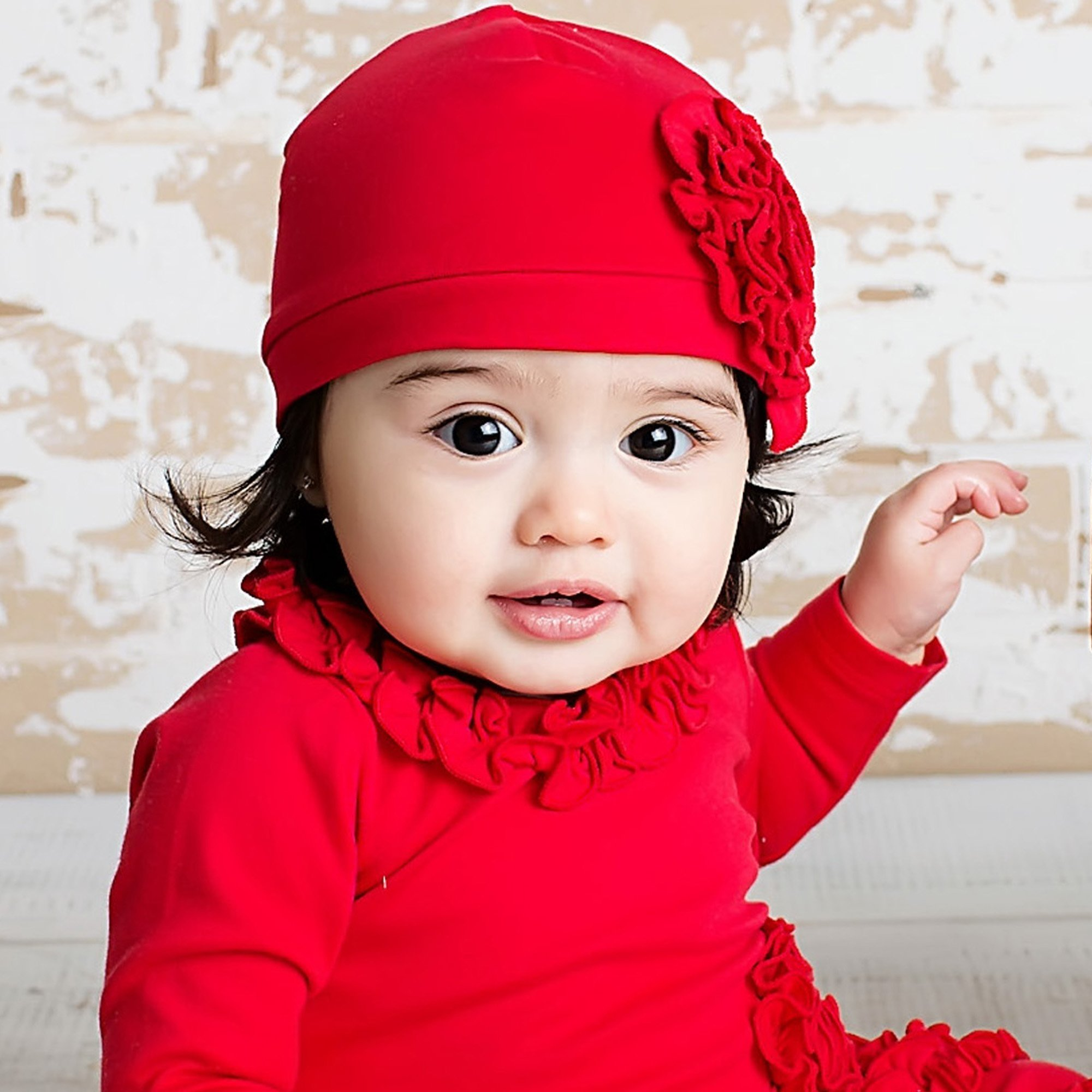 Red, Baby Biography