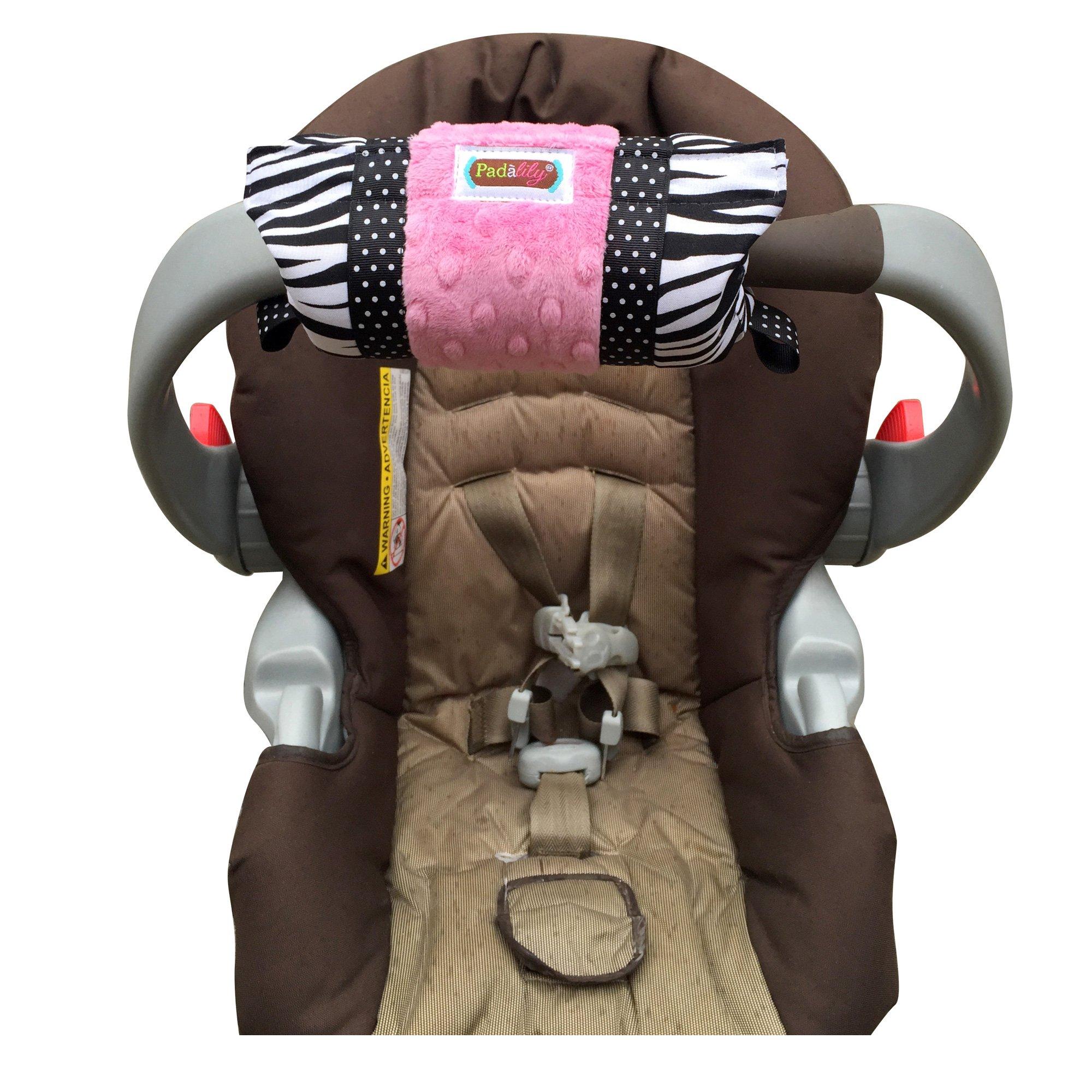 Padalilys Hottie Tottie Car Seat Stylish Handle Cushion