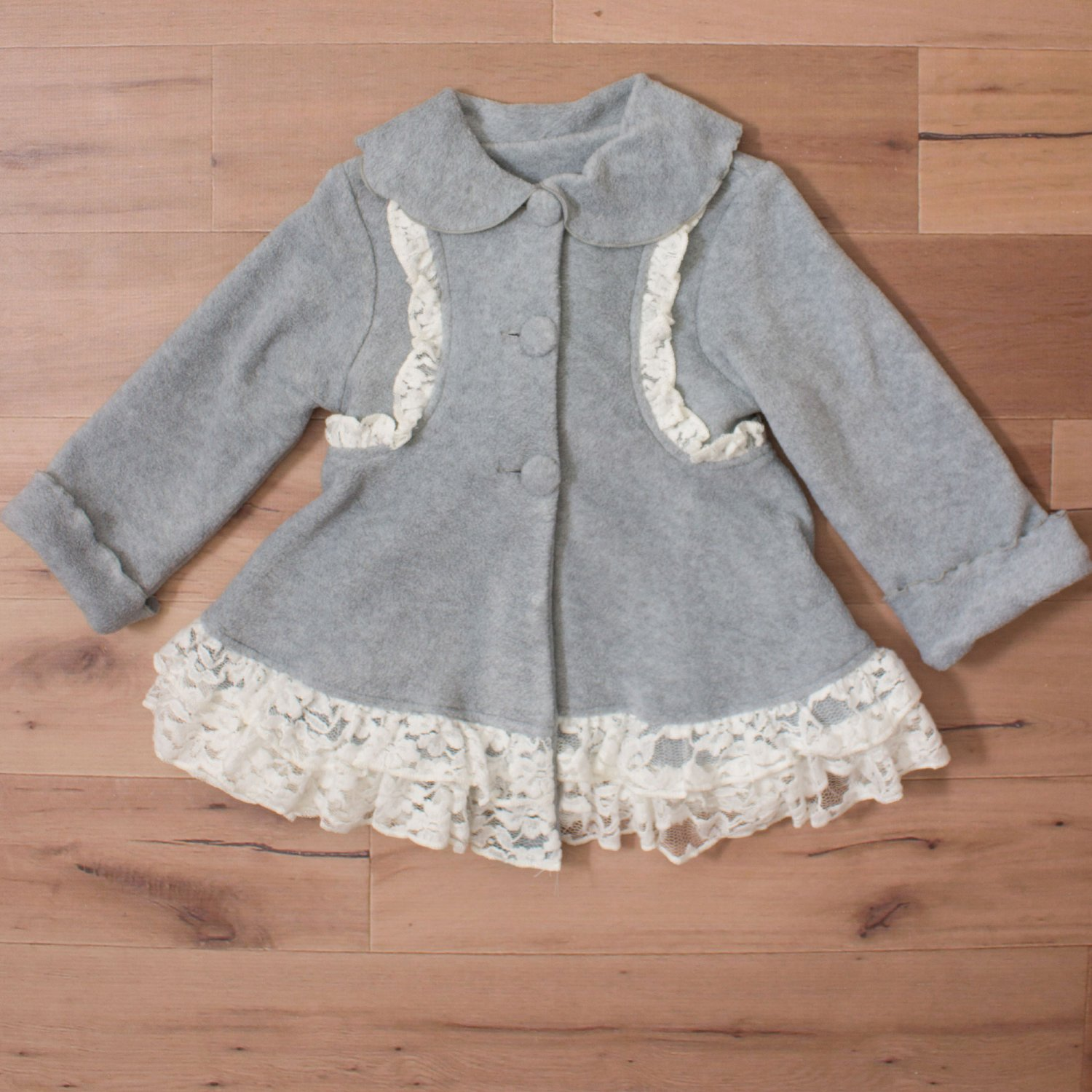 Peaches N Cream Lasting Lace Jacket