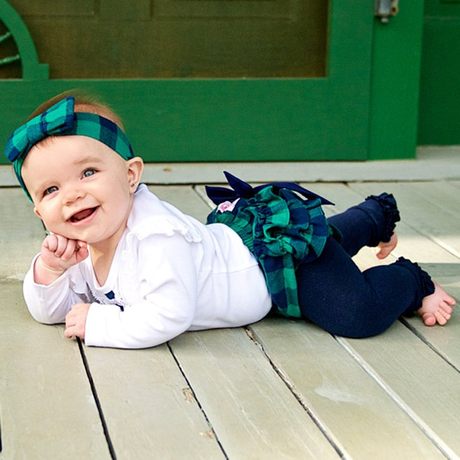Baby Holiday Outfits | Baby Bling Street Baby Fashion Boutique | Coordinating Outfits for Family Pictures