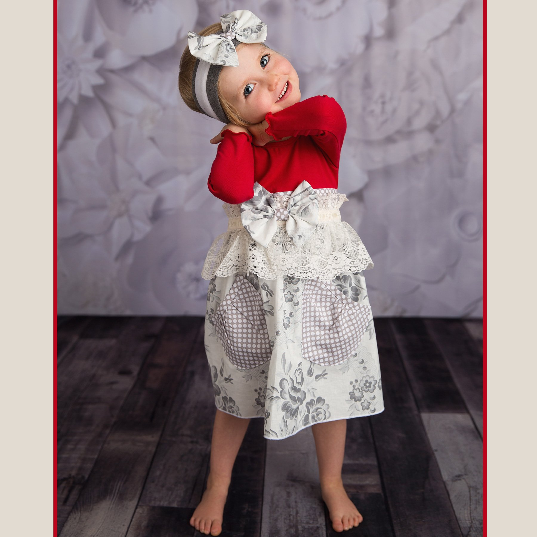 Toddler Holiday Dresses