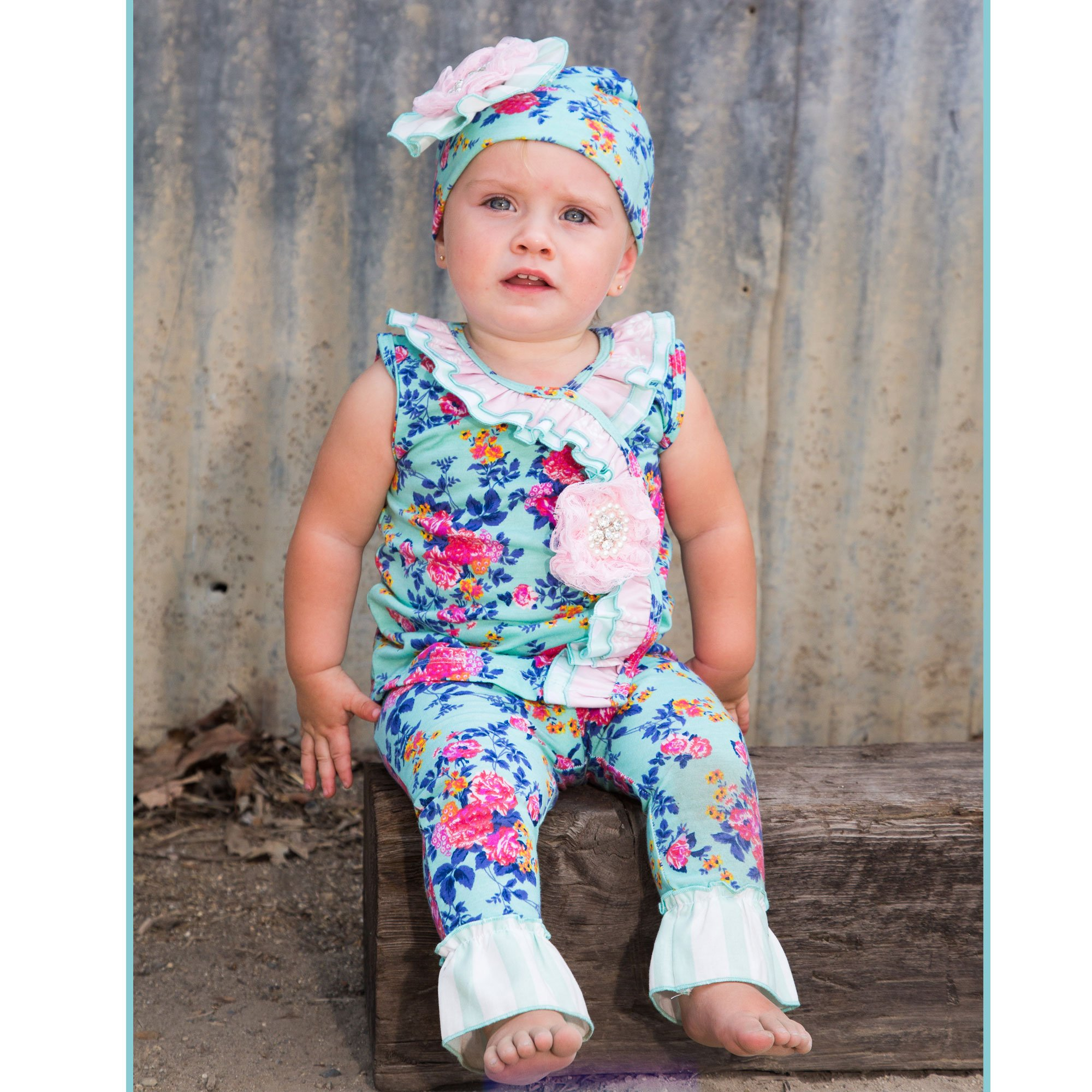 1124a4b8d09 ... Romper for Baby Girls More Details · She Bloom