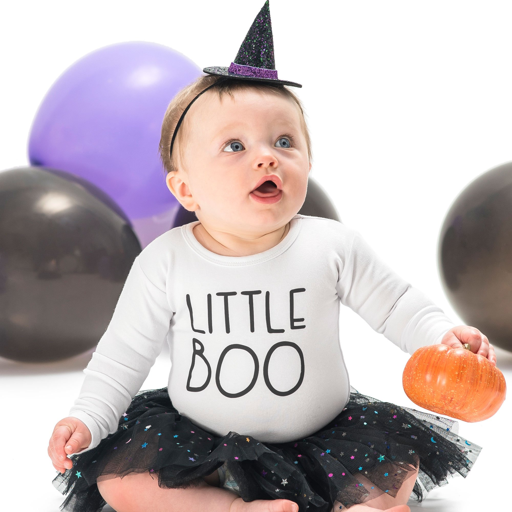 Little Boo Onesie | Baby Bling Street Baby Fashion Boutique