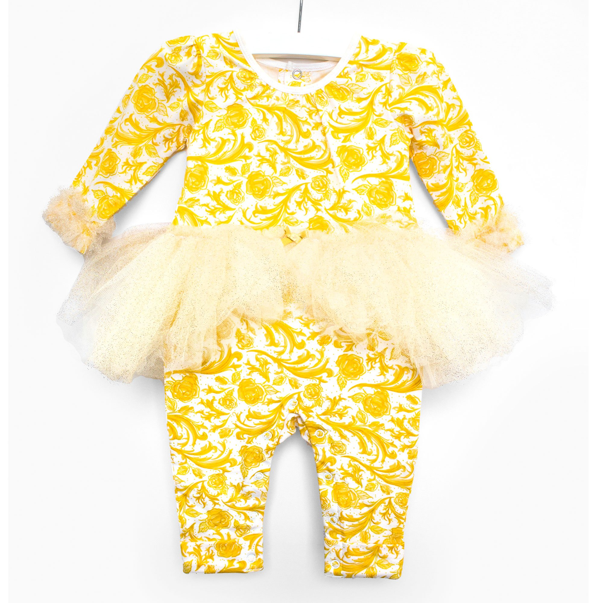 Disney by Tutu Couture Beauty and the Beast Tutu Coverall and